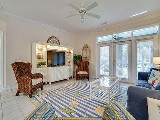 Sandestin Tivoli Terrace 5440 2,100 sq ft townhome, easy walk to beach & pool