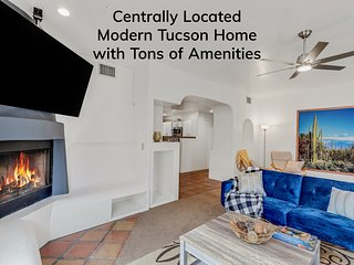 NEW! Centrally Located Modern Apt in the Heart of Tucson with Tons of Amenities