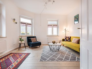 #1 AUGSBURG CENTER: luxurious old town apartment
