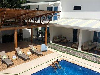 Nicoya Villas, Brand new villas across the street from the beach
