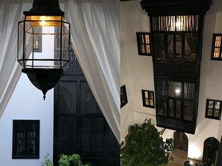 2 Chambres d'Hotes de charme Le Patio Secret Marrakech