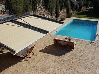 Villa Ambra - Luxurious panoramic villa at 150 meters from the sea !