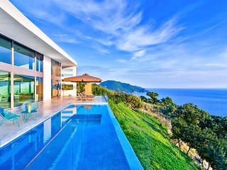 2020Summer:Luxury Villa Blue Infinity with Private Pool & Breathtaking Sea View
