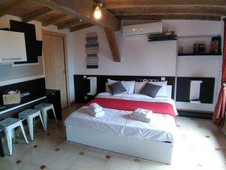 Villa Azur Cap D'ail Monolocale n.1 per 3 persone