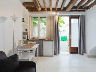 Amazing studio in Paris