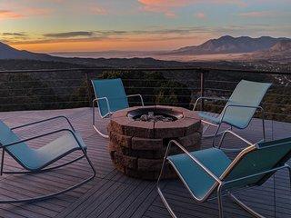 NEW! Luxury Sierra Blanca Mtn Retreat, By Ruidoso!