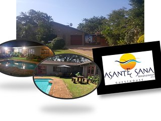 Asante Sana Guesthouse Amanzimtoti - South Coast accommodation near Durban