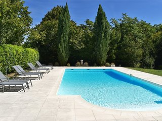 Luxury French Manoir House - Large private swimming pool - Exclusive use