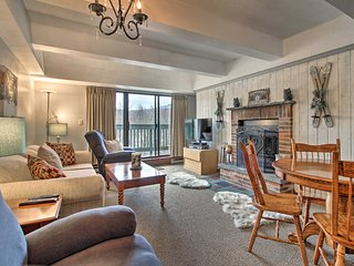 Skiers Retreat w/ Amenities, Walk to Chairlifts!