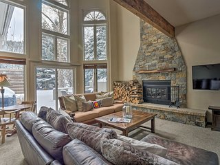 NEW! Townhome Minutes From Vail and Beaver Creek!