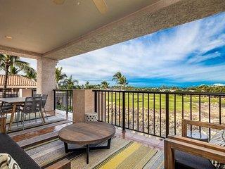 303 Shores Waikoloa Beach Resort. Stunning Island Views!