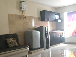 Cozy apartment with excellent location near shops and restaurants!