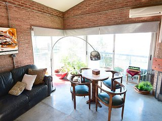 Loft duplex, supervista veleros, terraza, cochera, laundry, parrillero uso comun