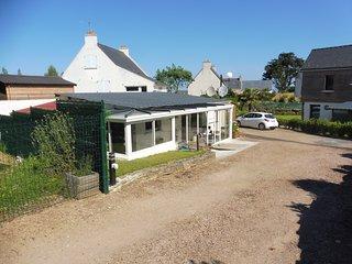 Nice house in Tregastel & Wifi