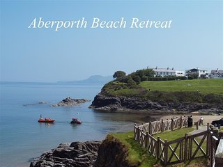 ABERPORTH BEACH RETREAT, 1 bedroom,