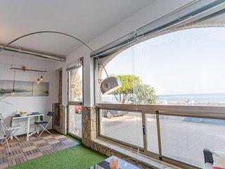 En la Playa! Apartamento en La Cala del Moral, Málaga.
