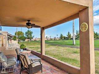 Mesa Condo w/ Community Pool & Golf Course Views!