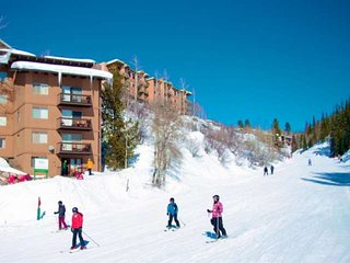 True Ski-In/Ski-Out - Hot Tub, Free Private Shuttle, Views, Fireplace, Elevator,