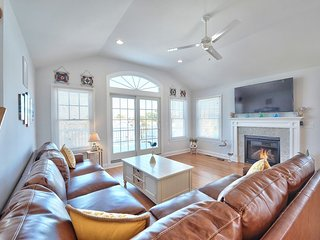 Oceanview home in prime LBI location
