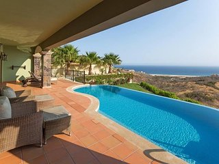 Stunning Ocean View Villa in Cabo San Lucas