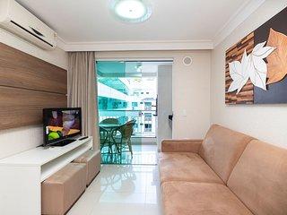 Aluguel Apartamento 1 quarto Summer Beach Bombas/SC 601