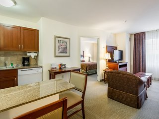 Close to Austin Airport | Free Breakfast + Free Wi-Fi + Outdoor Pool