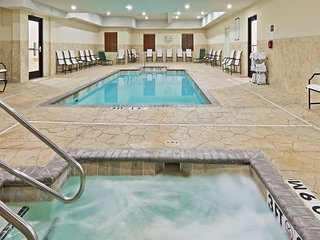 Suite with Accessible Features | Heated Saltwater Pool + Hot Tub + Free