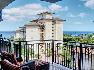 Fabulous Ocean View - 8th FL. Beach Villas at Ko Olina Resort O821