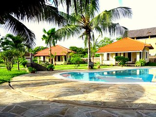Enjoy luxurious holiday vacations at our scenic cottages at Diani