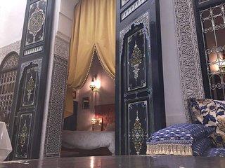 DAR SELMA B&B dans la medina de Fez pres des tanneries Chouara et du souk
