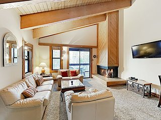 New Listing! Northstar 2BR w/ Resort Pool, Spa, Tennis & Sauna - Near Skiing!