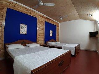 Royal Cottage, Anaimalai room