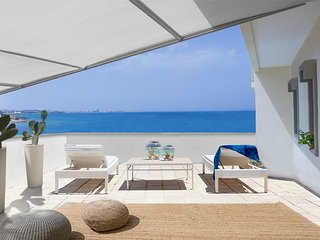 Apulia Suite★Rooftop Terrace & Private Beach Access.Gallipoli,Puglia