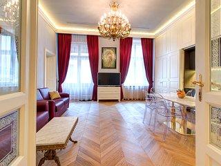 Count Zrinyi Street Apartment