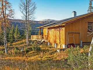 Stunning home in Eggedal w/ WiFi and 3 Bedrooms (N33059)