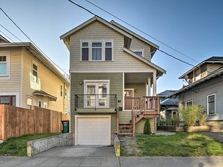 NEW! Capital Hill Townhome 2 Miles from Downtown!