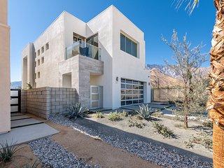 Luxury Contemporary Villa Resort Style Palm Springs