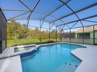 Joint Venture-Stunning 4BR-2 King Masters-Private Pool-WiFi-ROKU-WIFi-Disney10ml