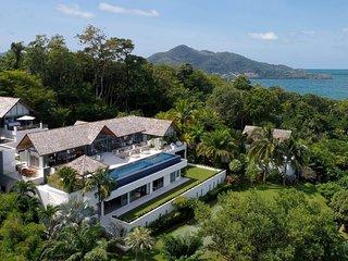 Villa Chan Grajang - 6 BR Luxury Seaview Villa (Butler,Chef)