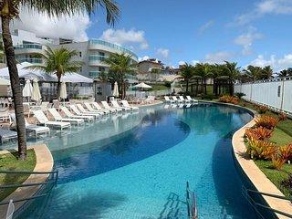 Apartamento Resort In Mare Bali em Cotovelo