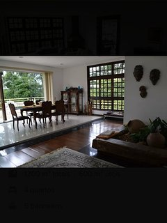 Linda residencia Condomínio Fechado Granja Viana 2