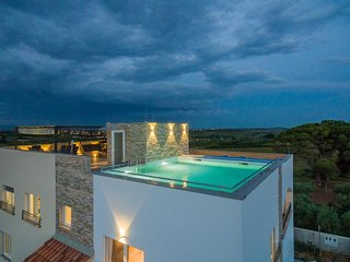 Unique Panoramic View Villa for 12 guests