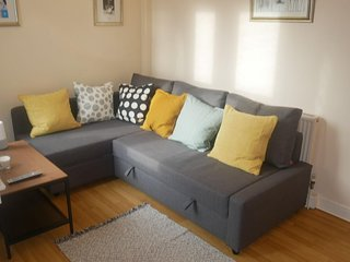 NEW Sleek 1BD Flat Super Central - Liverpool City!