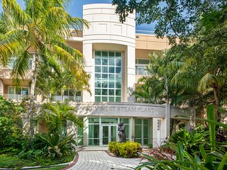 Luxury Condominium in Old Town | Monthly Rental at Steamplant Key West