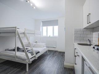 Flat 9 · Studio for 3 near King's Cross
