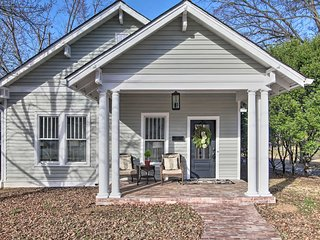 NEW! Cozy Lebanon Home Steps From Historic Square!