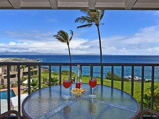 Kapalua Bay Villa 23B1 - Sensational Ocean Front Villa with Designer upgrades