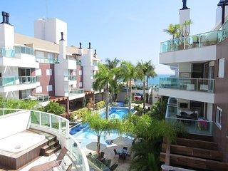 Cód 128A Apartamento 03 dormitórios Condomínio Boulevard Bombinhas