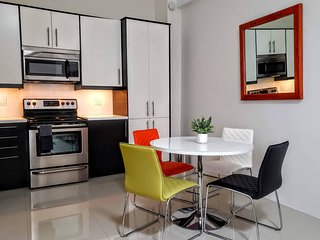 The Lofts Luxury Apts 1 bedroom for 4 Terrace Calle Cruz Old San Juan