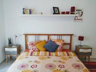 TRASTEVERE - Luxury Room in Designer's Apartment